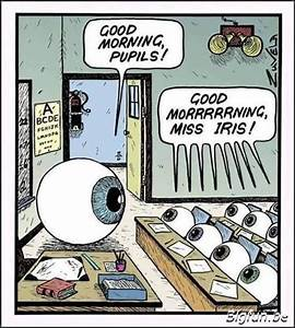 Cartoon Of The ... Good Optometry Quotes