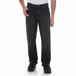 Wrangler Menu0026#39;s Five Star Premium Denim Jeans - Relaxed Fit