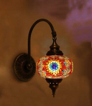 turkish style mosaic lighting wall sconce traditional wall