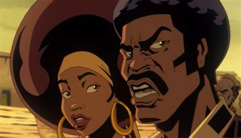 Feature Erykah Badu And 'black Dynamite Set To Address