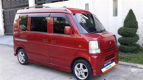 Suzuki Transformer 4x4 Redline Mini Van