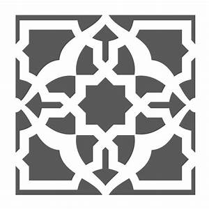 Wall Stencils Damask Tile Stencil For Diy Decor Faux