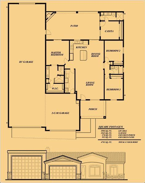 Cad pro computer drafting software is used by barndominium builders and contractors for barndominium floor plans, electrical drawings, and landscape designs. RV garage floor plans - Google Search   Garage floor plans ...