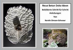 Deko Aus Beton Selber Machen : beton deko selber machen do boistooffu ~ Markanthonyermac.com Haus und Dekorationen
