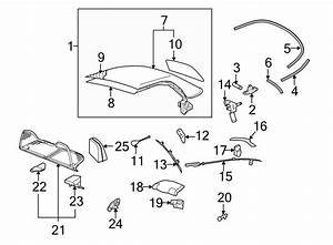 Volkswagen Beetle Convertible Top Assembly Tape