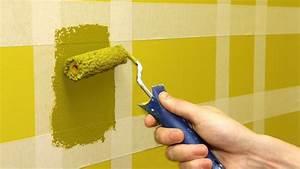 Wände Mit Farbe Gestalten : w nde mit kreativen trendstrukturen gestalten ~ Lizthompson.info Haus und Dekorationen