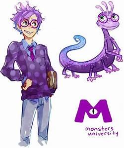 Randall Monsters Inc University   www.pixshark.com ...