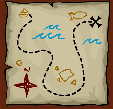 treasure map clipart   clip art