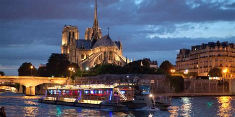 Eiffel Tower Night Light by Seine River Tours At Night Paris Insiders Guide