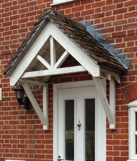 wooden front door canopy porch ebay