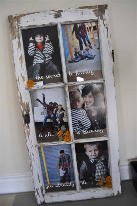 17 Diy Picture Frames Crafty Ideas And Tutorials