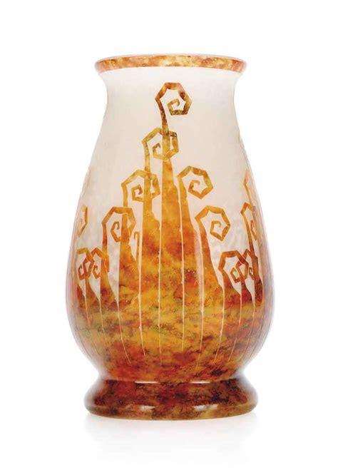 le verre francais le a large schneider le verre fran 199 ais cameo glass vase circa 1925 christie s