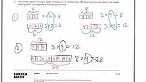 Lesson 3 Equivalent Ratios Answers 6th Grade