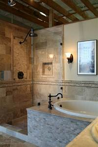 25 best ideas about soaker tub on pinterest bathroom With how important the tile shower ideas