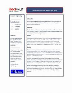 document management software case study engineering and With manufacturing document control software