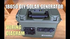 18650 Diy Solar Generator Wiring Diagram