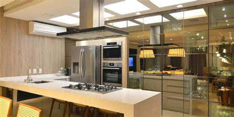 uma cozinha leve elegante  muito pratica blog da loja