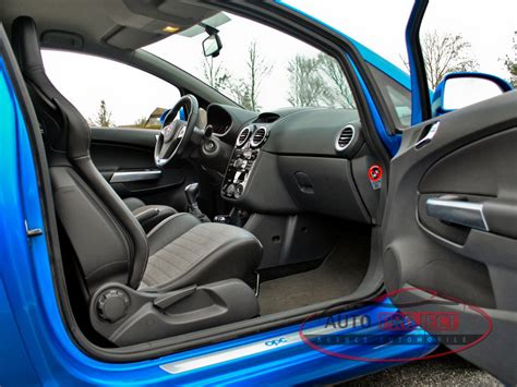 tapis opel corsa d opel corsa iv 1 6 turbo 192 opc voiture d occasion bernay 27300 auto project agence