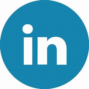 Circle, linkedin icon | Icon search engine