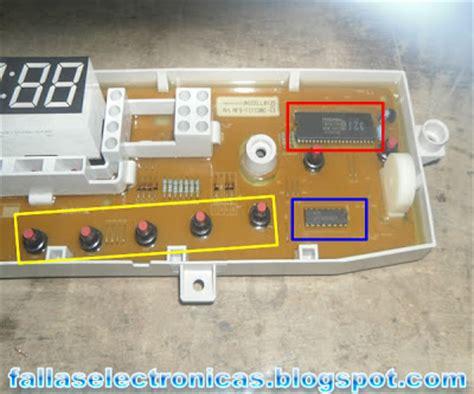 lavadora samsung wa13r3 no enciende prende solucion