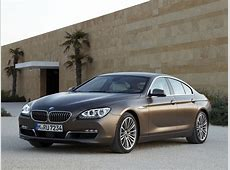 6 Series Gran Coupe F06F12F13 6 series BMW