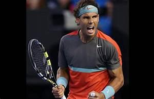 Roger Federer vs Rafael Nadal: 2014 Australian Open Best ...