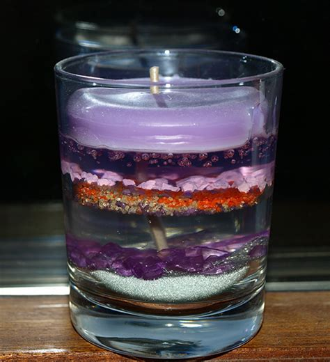 Gel Candele by Simple Yet Diy Gel Candles How To Be