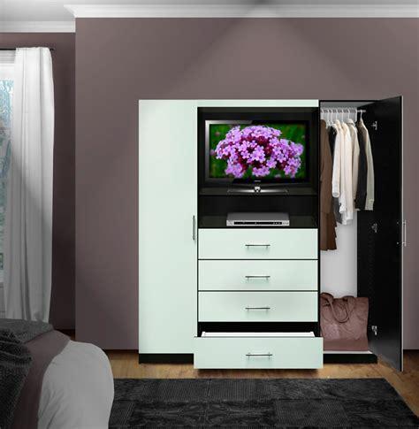 Bedroom Tv Armoire by Aventa Bedroom Tv Armoire Contempo Space