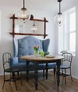 Sofa Für Kleine Wohnzimmer : 50 einrichtungsideen f r kleine esszimmer ~ Bigdaddyawards.com Haus und Dekorationen