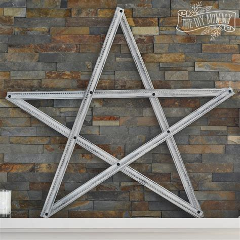 christmas star decoration  pieces  trim