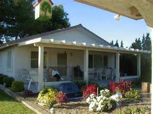 Mobile Home Deck and Patio Cover