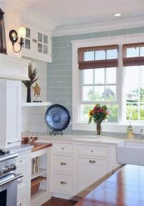 25 best ideas about blue subway tile on pinterest blue With kitchen colors with white cabinets with african themed wall art