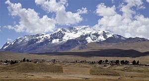 Receding Glaciers in Bolivian Andes Wreaking Havoc on ...