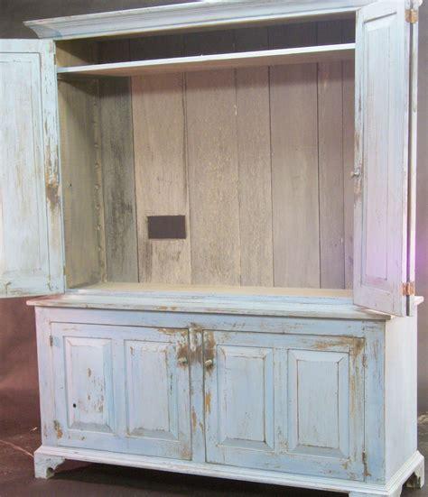 Flat Cupboard Doors by Tv Armoires For Flat Screens With Doors The Doors Open