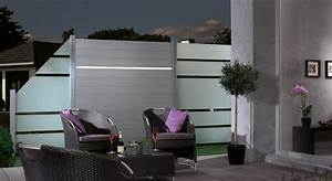 sichtschutz wpc holz kunststoff oder glas tomwood schweiz With französischer balkon mit glaswand sichtschutz garten
