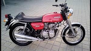 1973er Honda Cb 350 Four