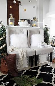 Chic Glam Christmas Style Series The Happy Housie