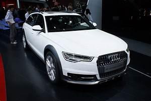 Audi Paris : audi 39 s facelifted a6 s6 rs6 and allroad say bonjour to paris carscoops ~ Gottalentnigeria.com Avis de Voitures