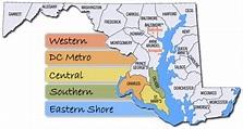 Southern Maryland - Maryland.com