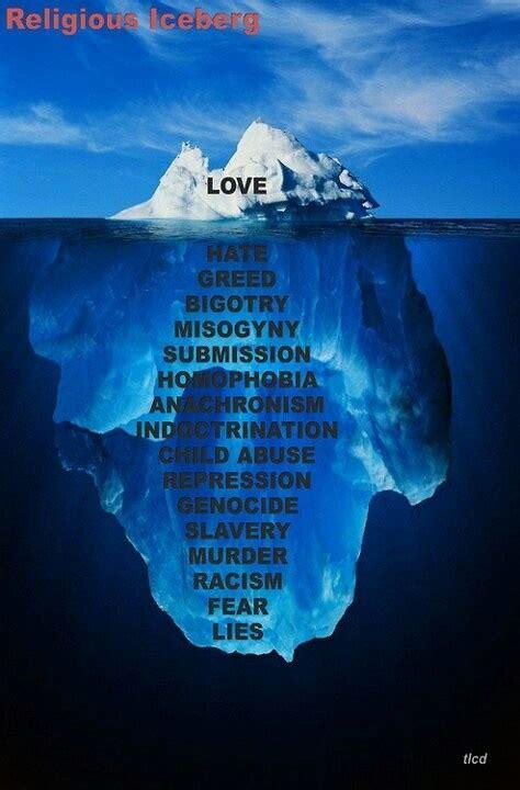 religious iceberg poemsquotessayingsgodly pinterest