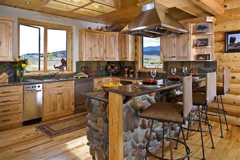cocina  barra estilo rustico hoy lowcost