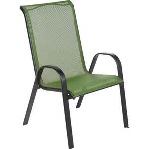 academy mosaic oversize sling stacking chair