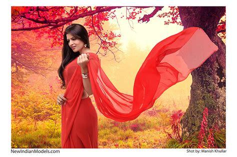 indian female models portfolio nims modeling agency