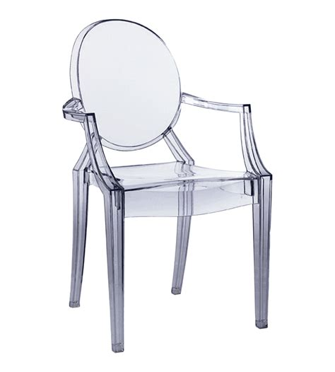 chaise transparent philippe starck interior design tips