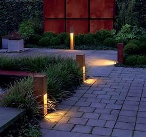 Haus Garten Außenbeleuchtung : wegbeleuchtung einfahrt pinterest wegbeleuchtung ~ Lizthompson.info Haus und Dekorationen