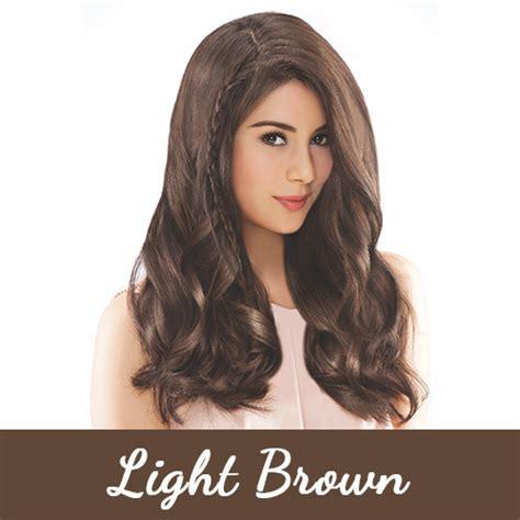 Dye Hair Brown by Shades Hair Dye Light Brown