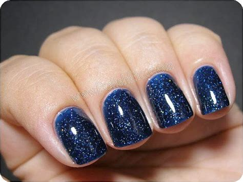 Best Seller. Dark Blue Nail Polish. Illuminaughty. Vegan