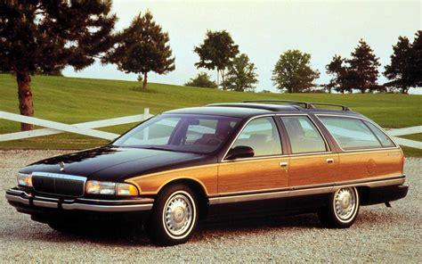 Bring Back The Buick Roadmaster Estate Wagon, Please