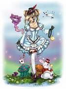 Lolita Alice in Wonder...