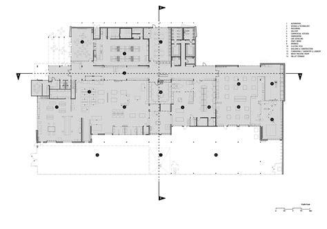deakin trade training centre  architecture archdaily